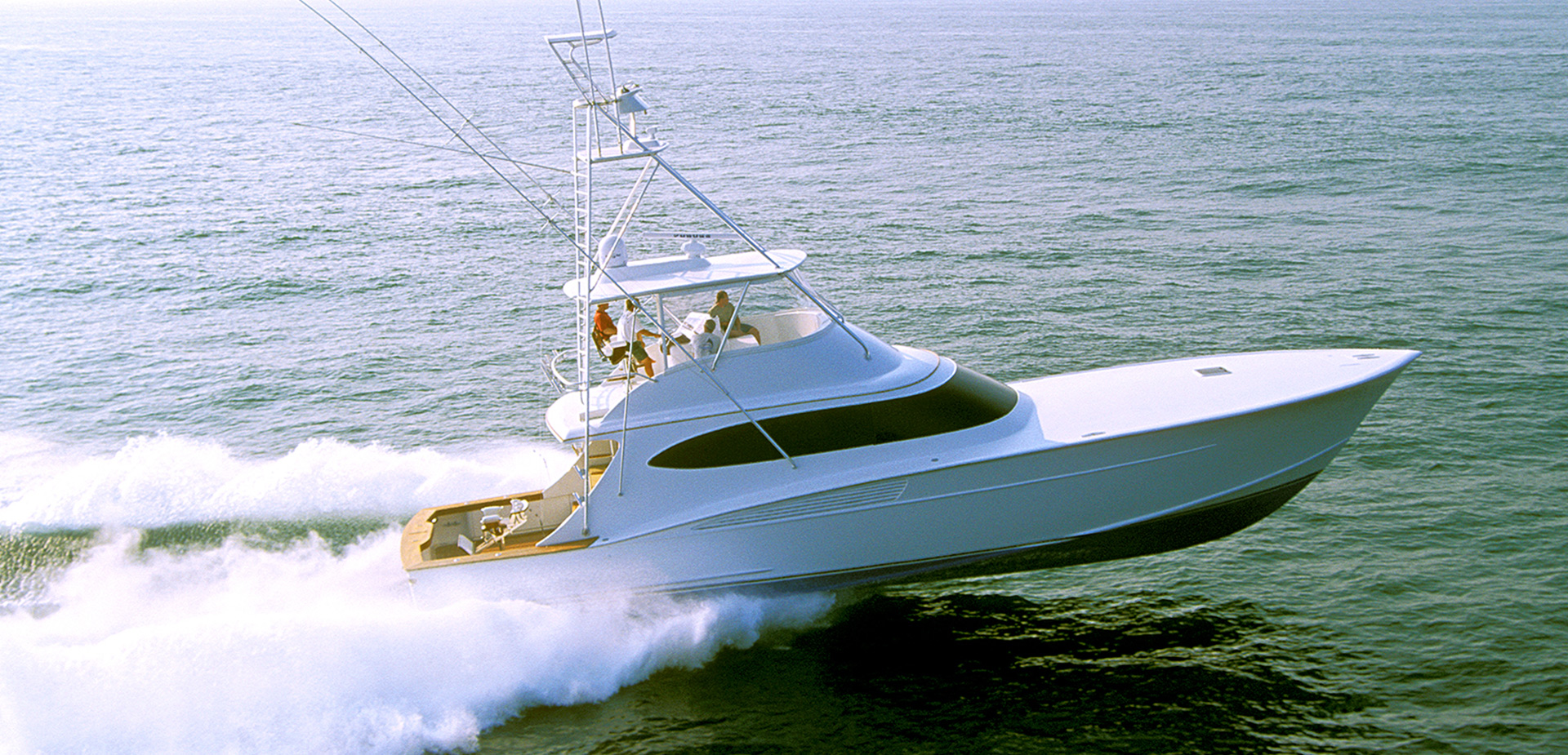 Bayliss 60 Uno Mas Custom Sport Fishing Boat Bayliss