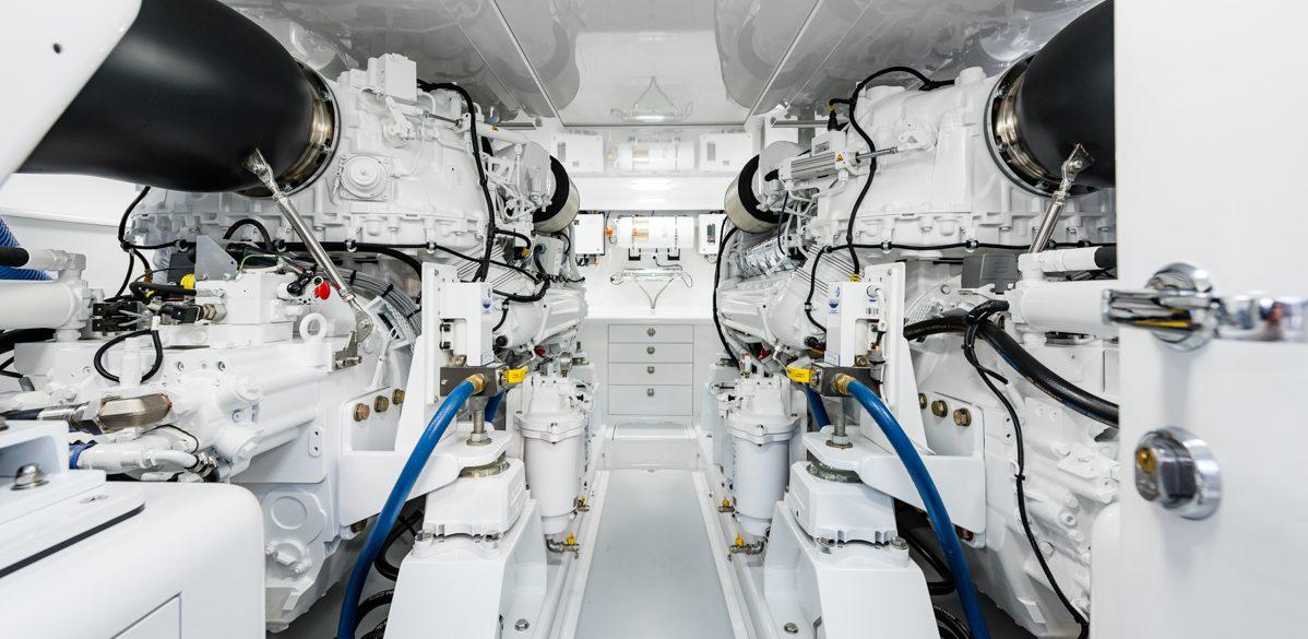 Bayliss-Seven-Engine-Room