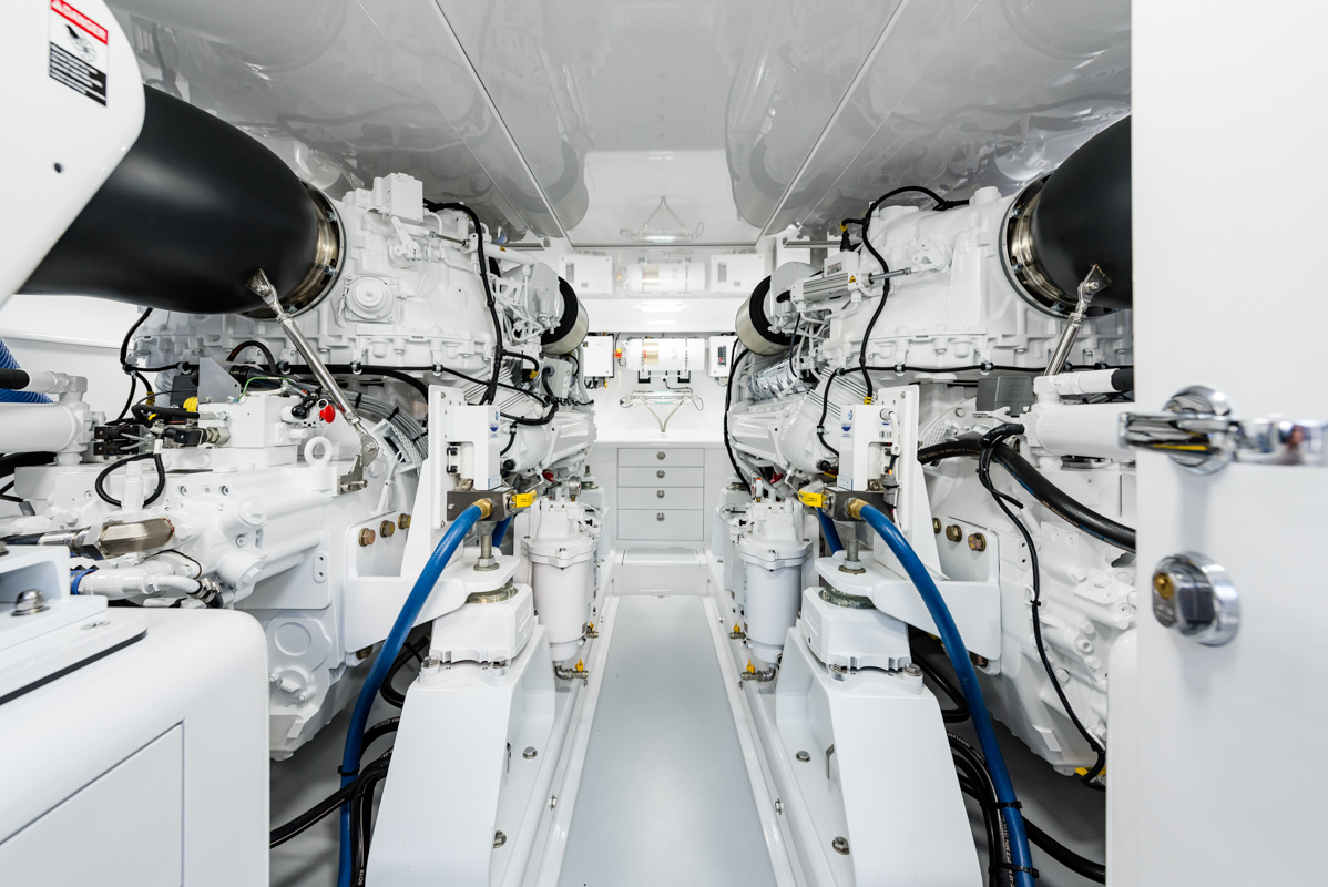 Bayliss-Seven-Engine-Room